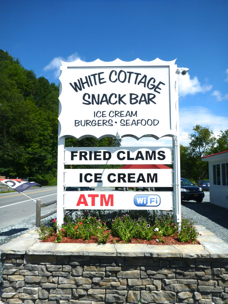 White Cottage Snack Bar