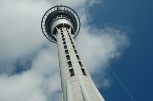 Auckland Jump from top