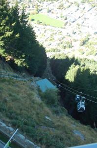 How high the gondola