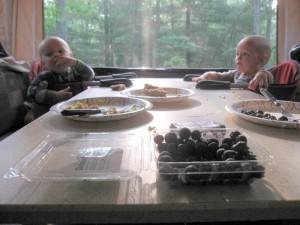 7 Rules for Feeding Your Kids on the Road and at the Campground