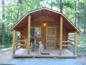 Campground Sticker Shock? Unpacking the Value of a Cabin