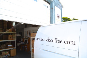 Coffee from the Magic List: Beanstock Roasters, Eastham, Cape Cod