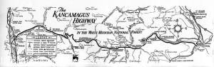 The Kancamagus Highway, White Mountain National Forest