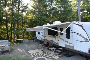 Campground Review: Twin Mountain KOA, New Hampshire