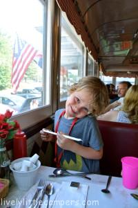 Casual Eats and Yummy Treats: Road Food in the White Mountains, NH