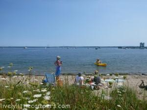 A Place to Play With Friends: Lincolnville, MidCoast Maine