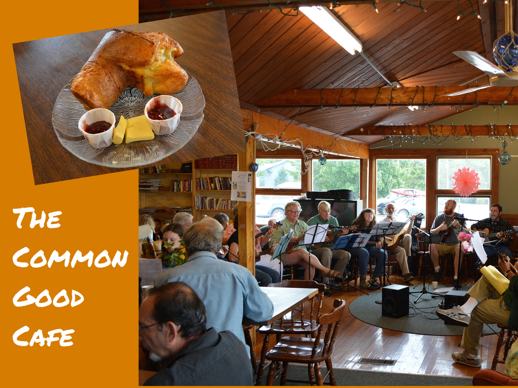 The Common Good Cafe