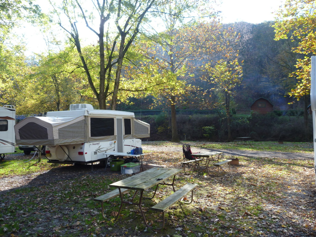 RVFTA #24: An Ode to the Pop Up Camper
