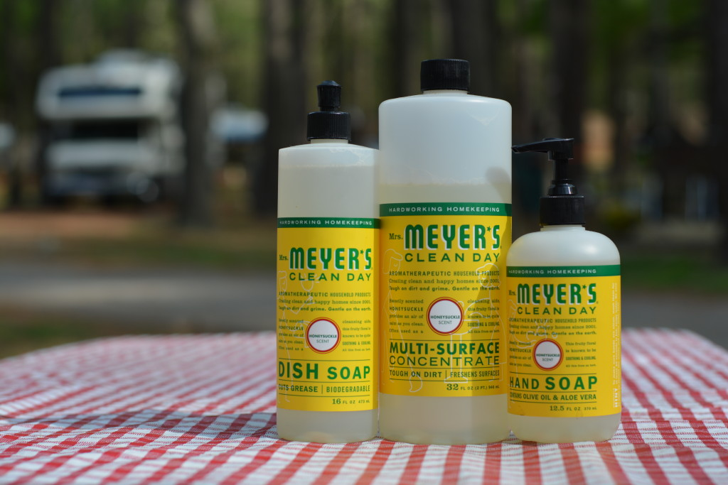 Keeping Fresh and Clean: 3 Products to Stock in the RV