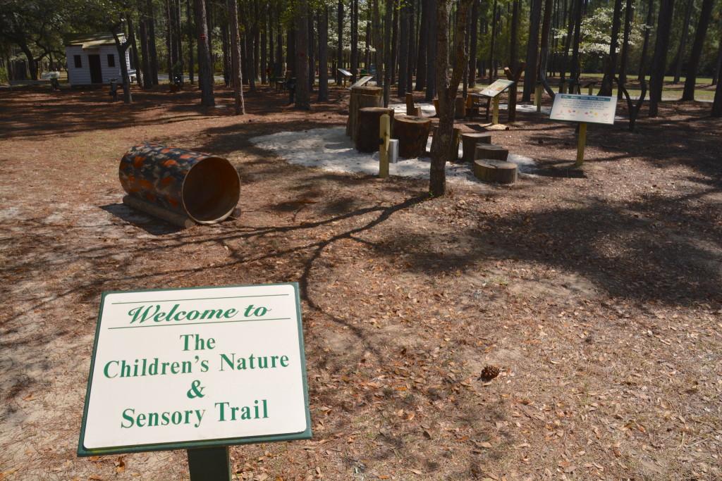 Brookgreen Gardens Sensory Trail