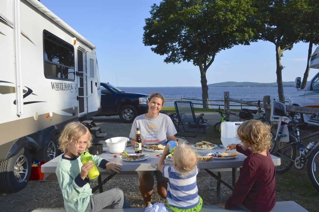 RVFTA #35: Beach Camping!