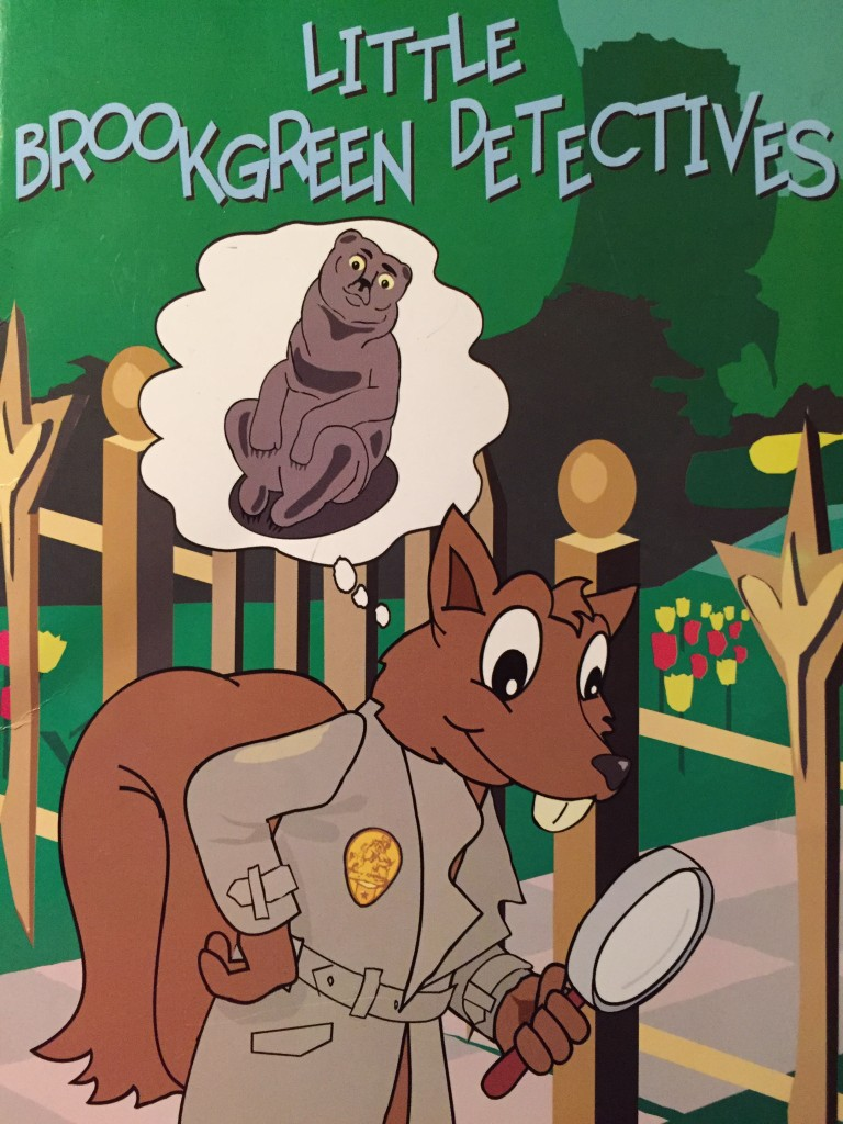 Brookgreen Gardens Detectives