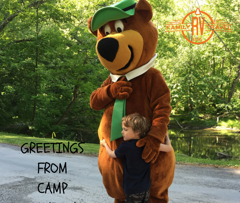RVFTA #37: Greetings from Camp Jellystone!