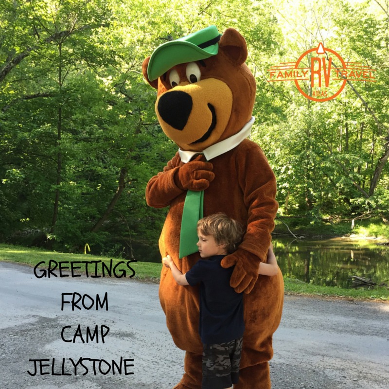 Camp Jellystone Yogi Bear
