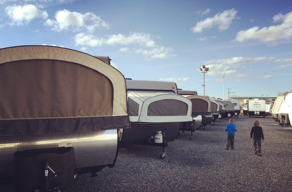 The Wall Street Journal's Take on the RV Industry. Right, or Wrong?