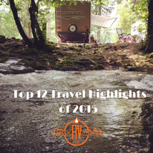 Top 12 Travel Highlights of 2015
