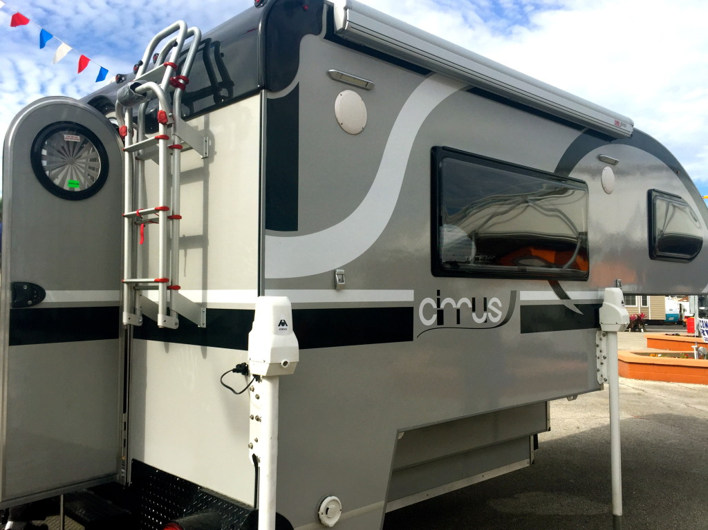 Cirrus Truck Camper Little Guy