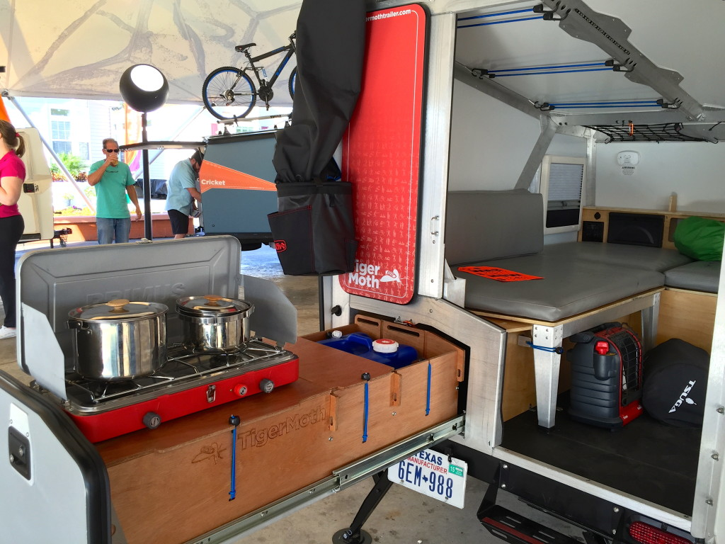 TigerMoth Outdoor Kitchen