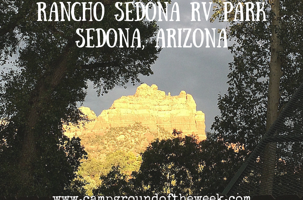 Campground #10 Rancho Sedona in Sedona, Arizona