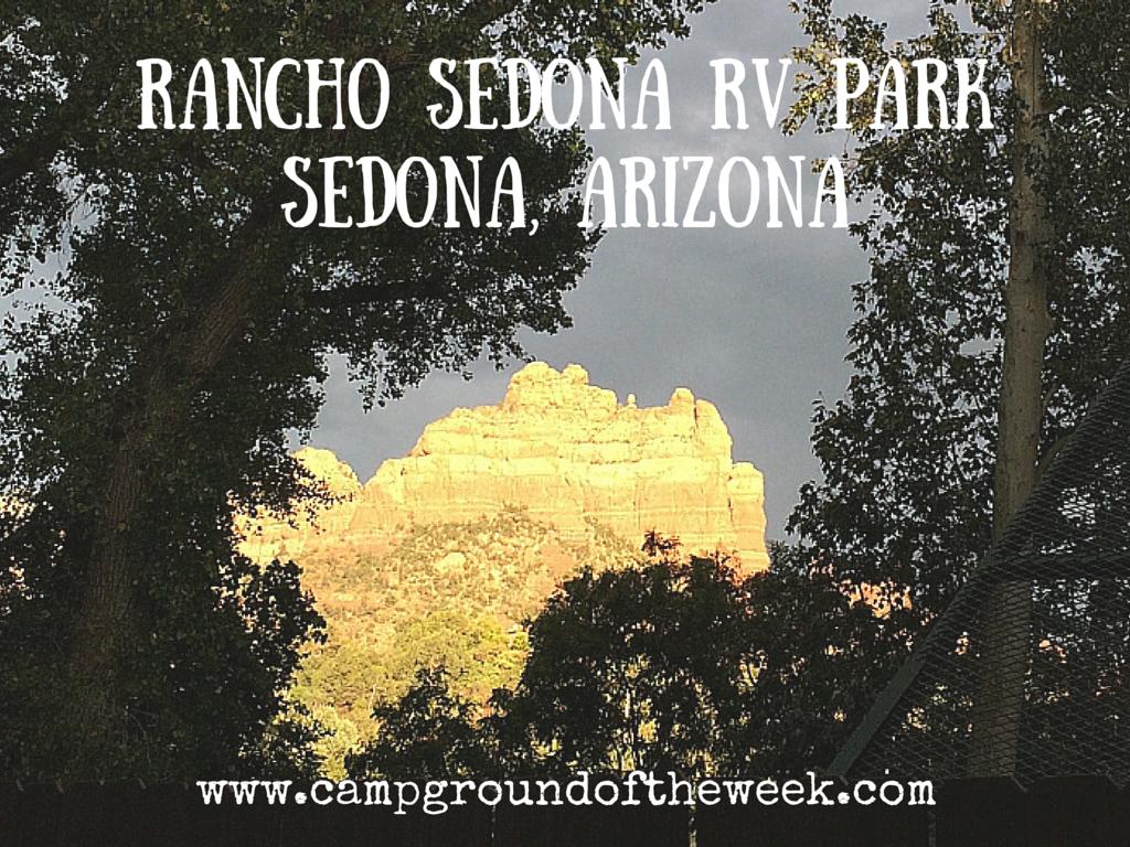 Rancho Sedona RV ParkSedona, Arizona