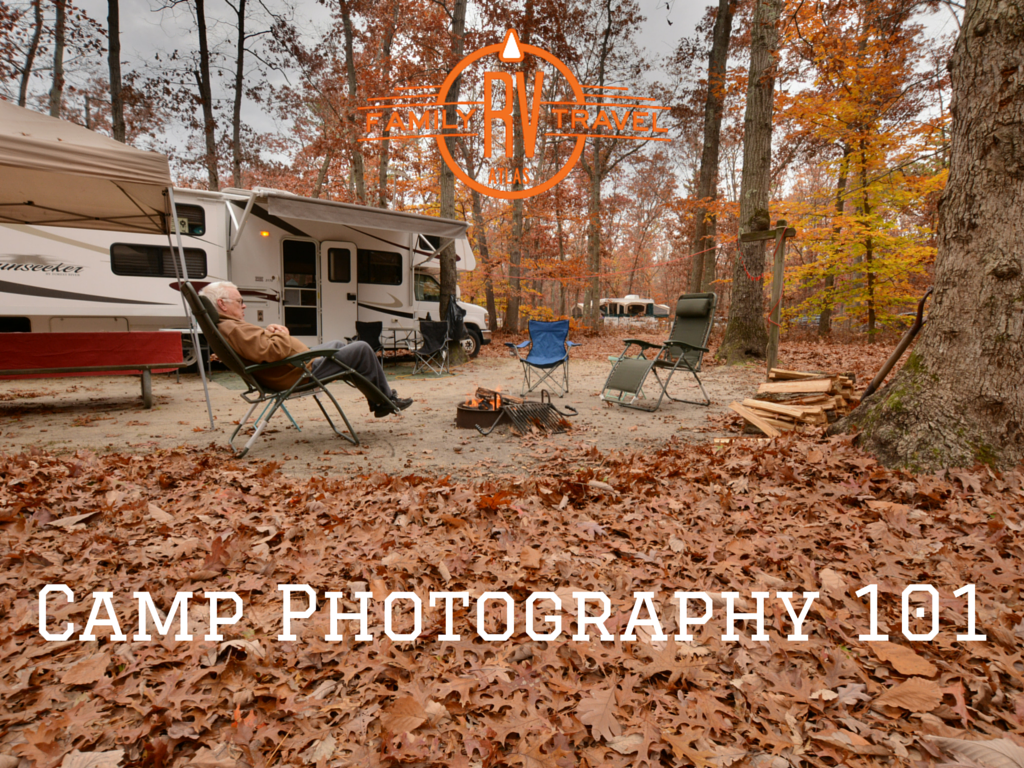 Camp Photography 101 blog