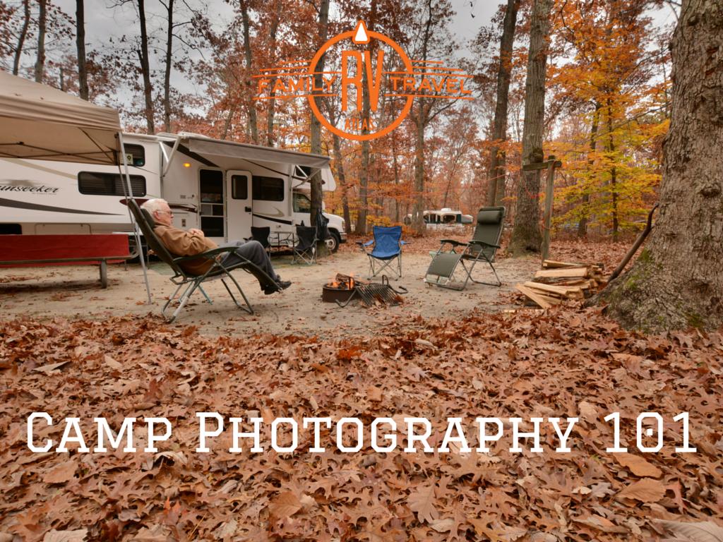 Camp Photography 101 blog