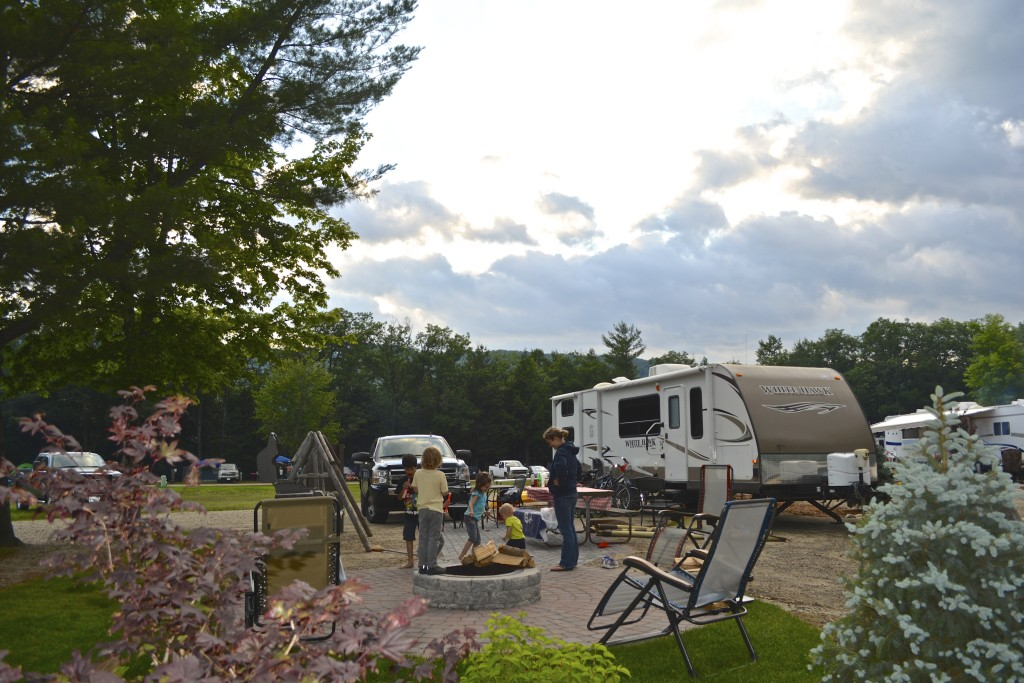A Case for the Campground (or, why it's okay if you don't plan on boondocking this year)