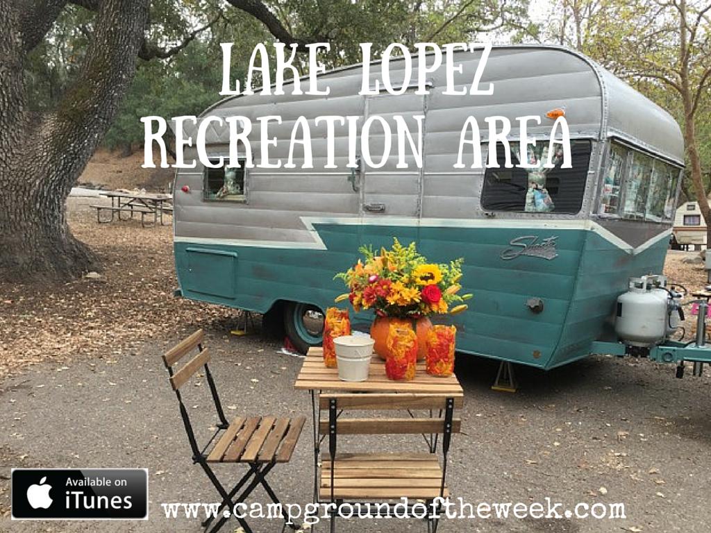Lake Lopez Recreation Area