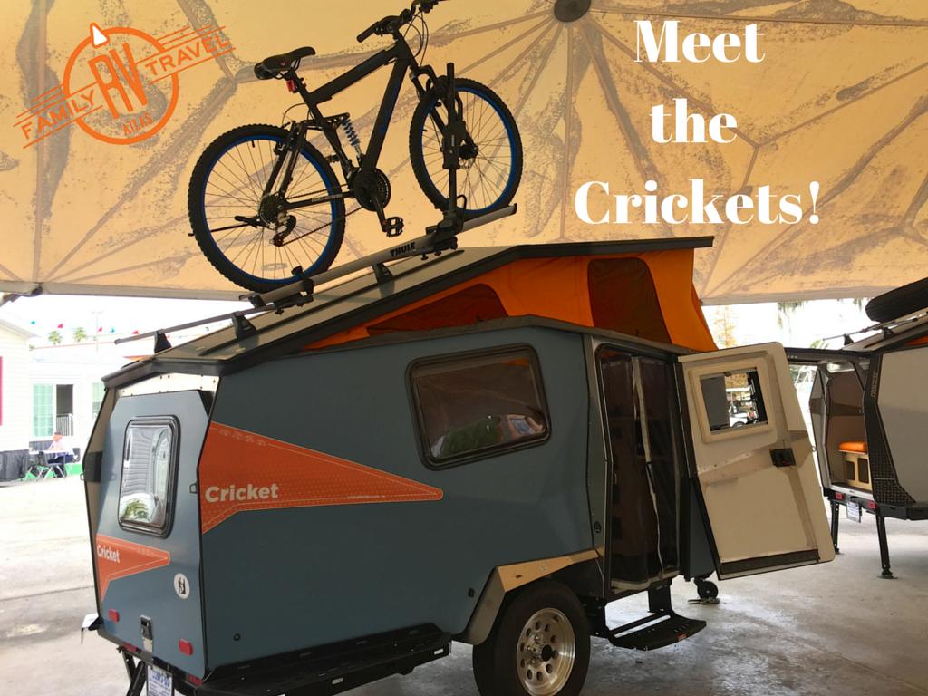 RVFTA #75: Meet the Crickets!