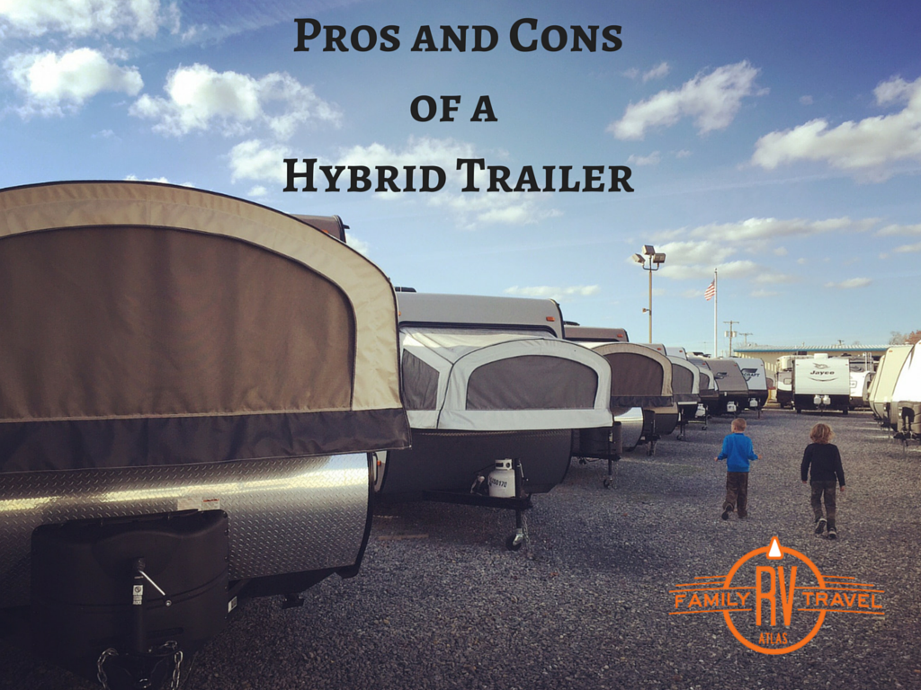 Pros and Cons of a Hybrid Trailer