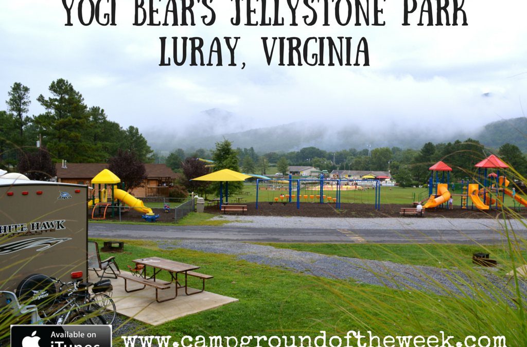 Campground #16: Yogi Bear's Jellystone Park in Luray, Virginia