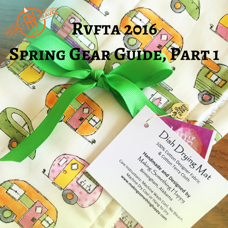 RVFTA 2016 Spring Gear Guide, Part 1
