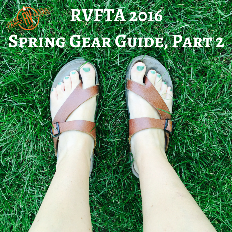 RVFTA 2016 Spring Gear Guide, Part 2