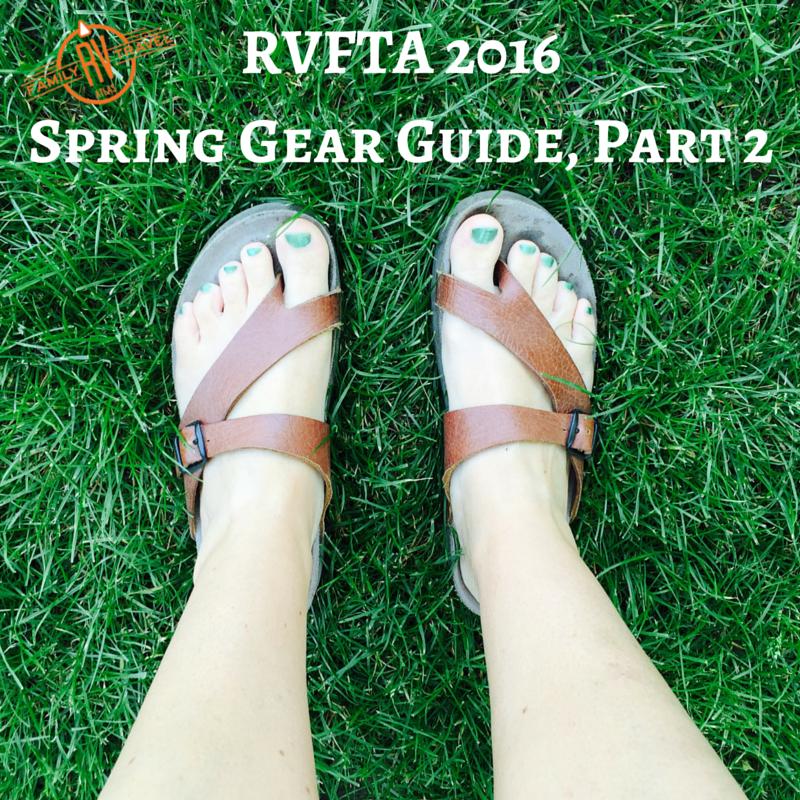 RVFTA #80: 2016 Spring Gear Guide, Part 2