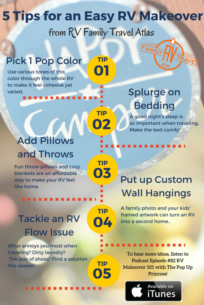 5 Tips for an Easy RV Makeover-3