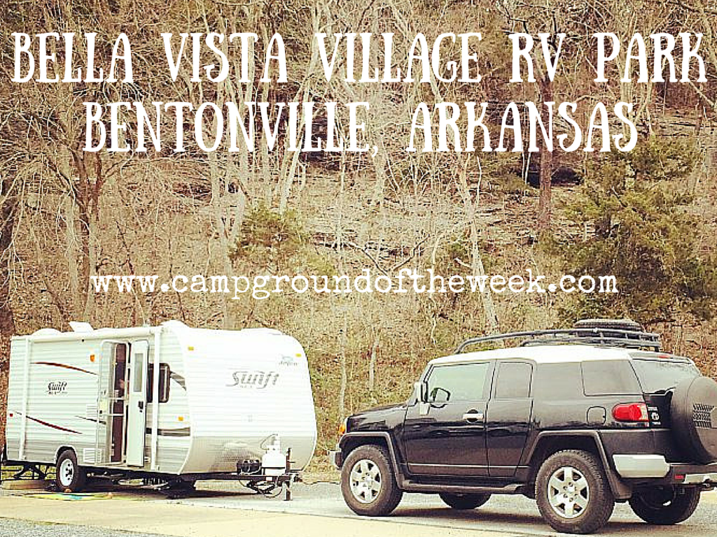 Bella Vista Village RV Park Bentonville Arkansas