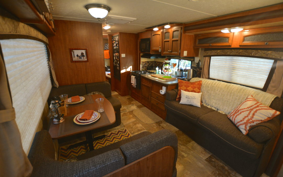 Stephanie's No-Mod RV Makeover