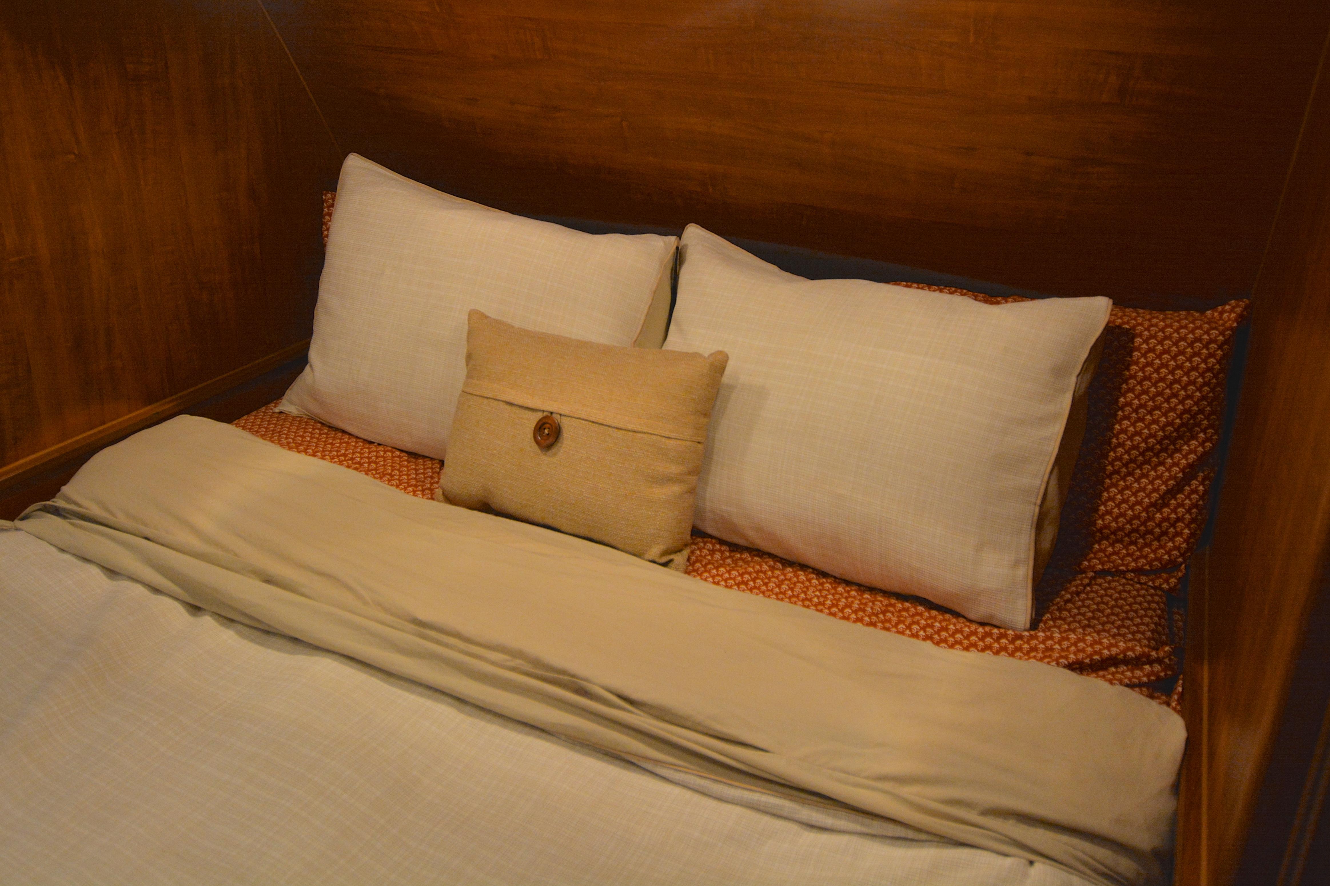 Jayco Whitehawk Master Bedroom