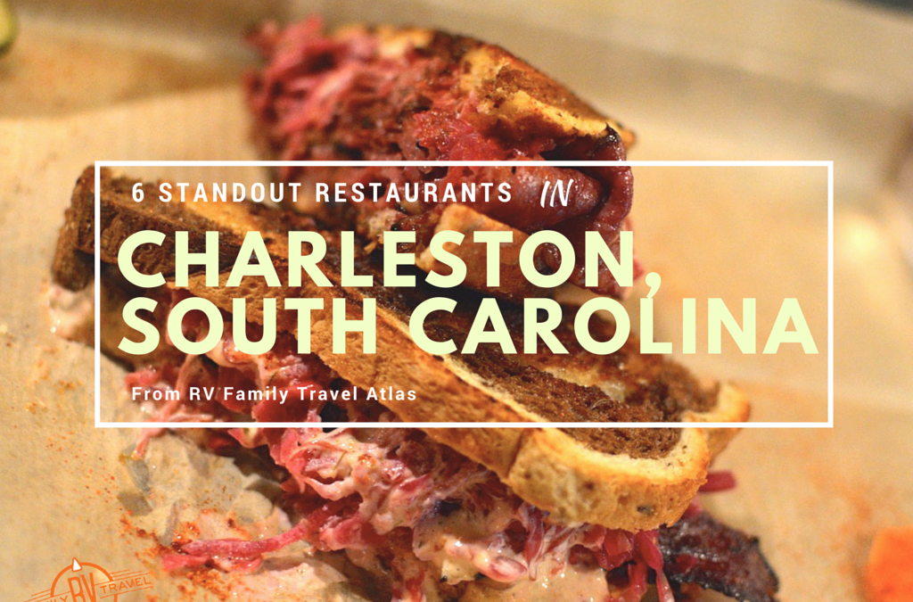 6 Standout Restaurants in Charleston, South Carolina