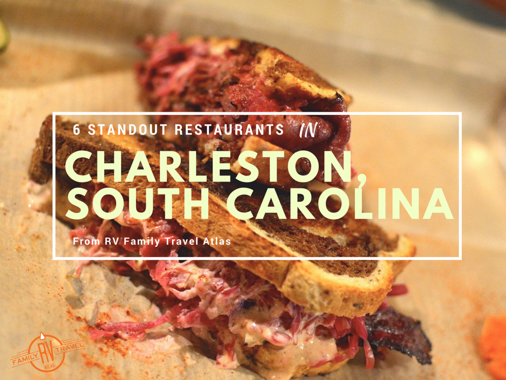 6 standout restaurants in Charleston SC