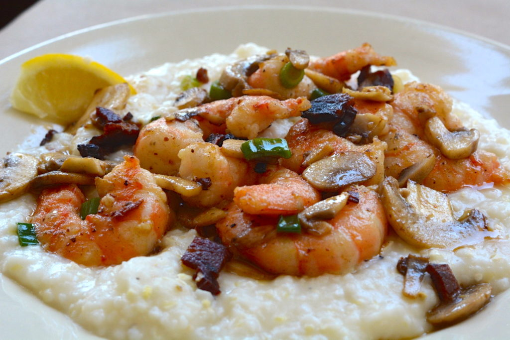 Hominy Grill Shrimp and Grits