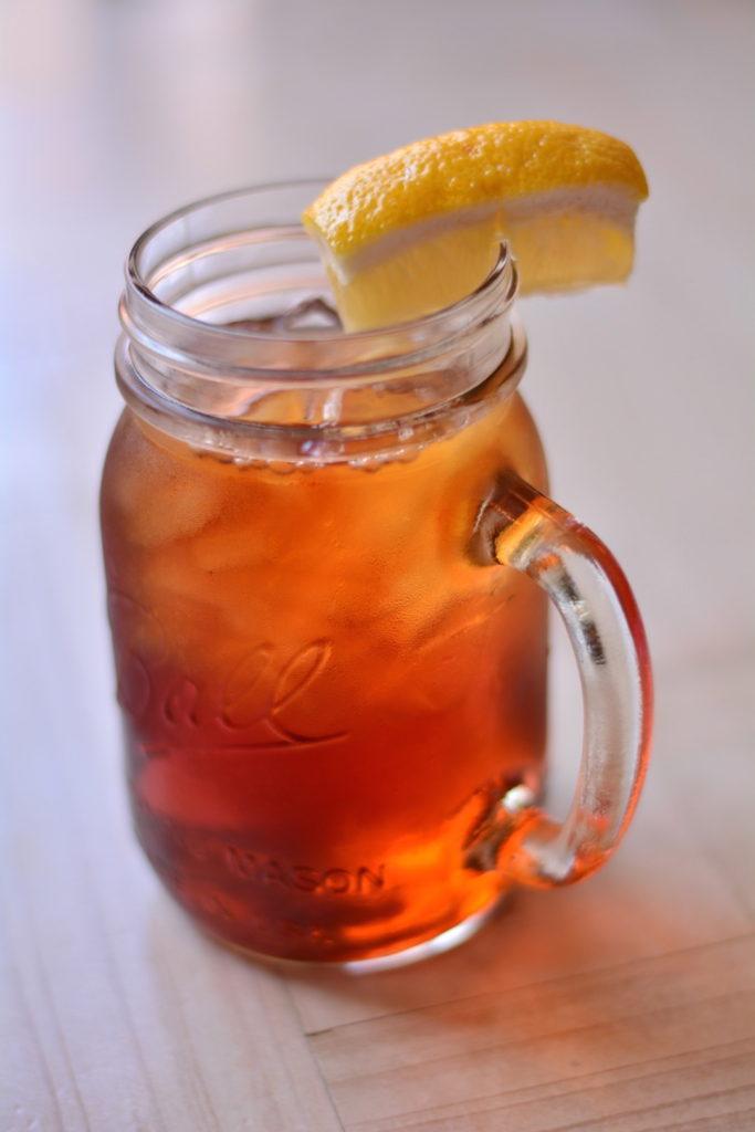 Poogans Smokehouse Ice Tea