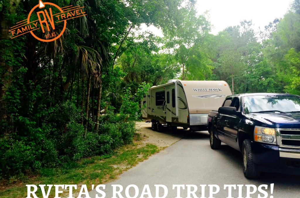 RVFTA #90: Road Trip Tips!