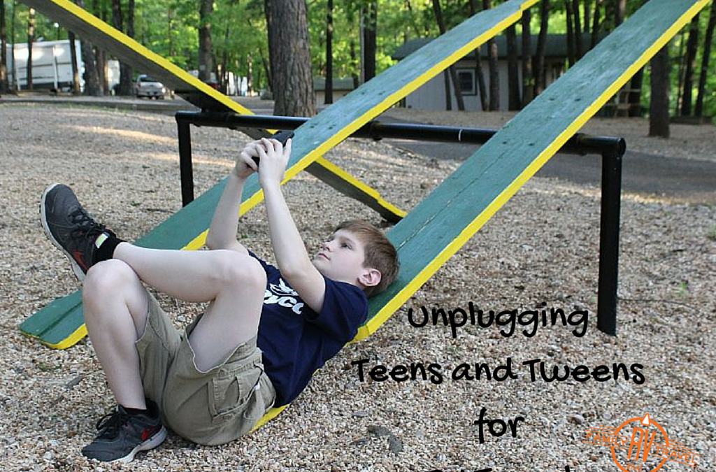 RVFTA #89: Unplugging Teens and Tweens for RV Travel with Special Guest Kerri Cox
