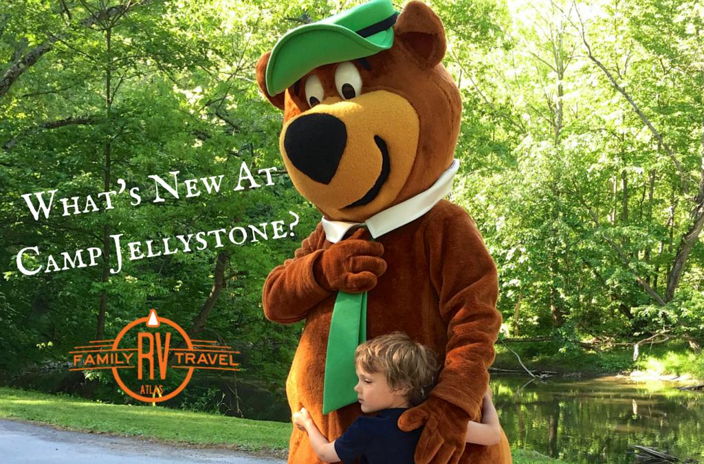 RVFTA #92 What's New at Camp Jellystone?