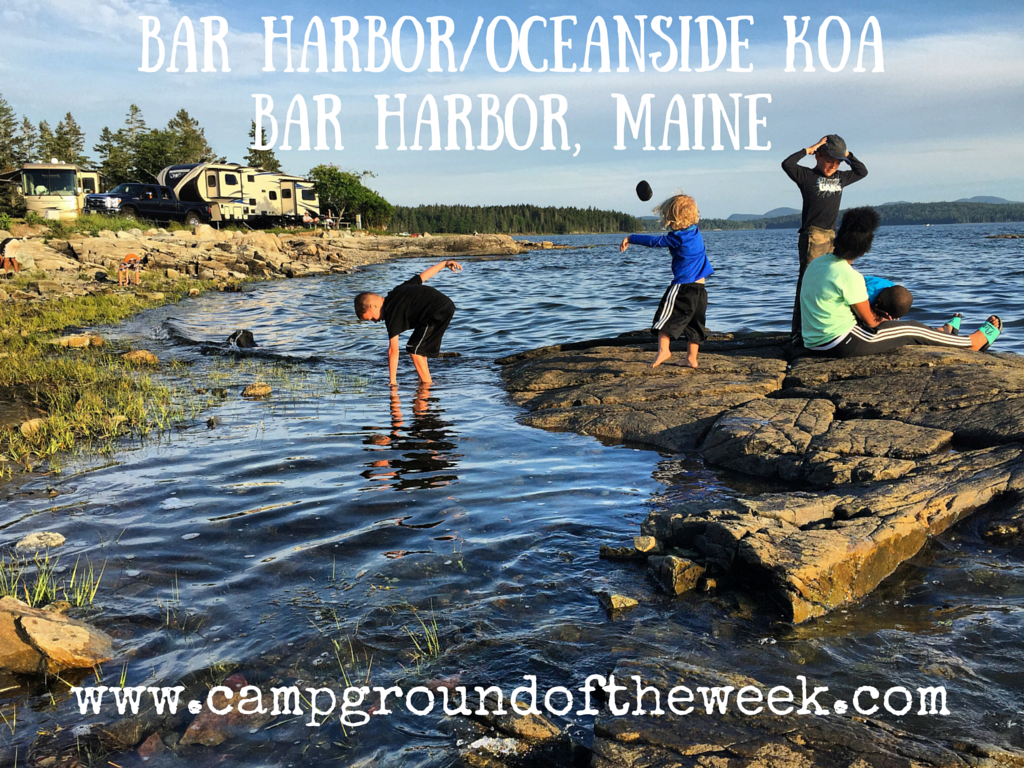 Bar Harbor_Oceanside KOABar Harbor, Maine