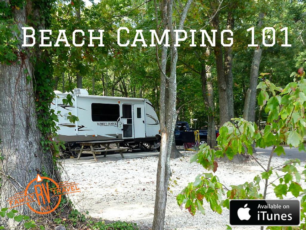 Beach Camping 101