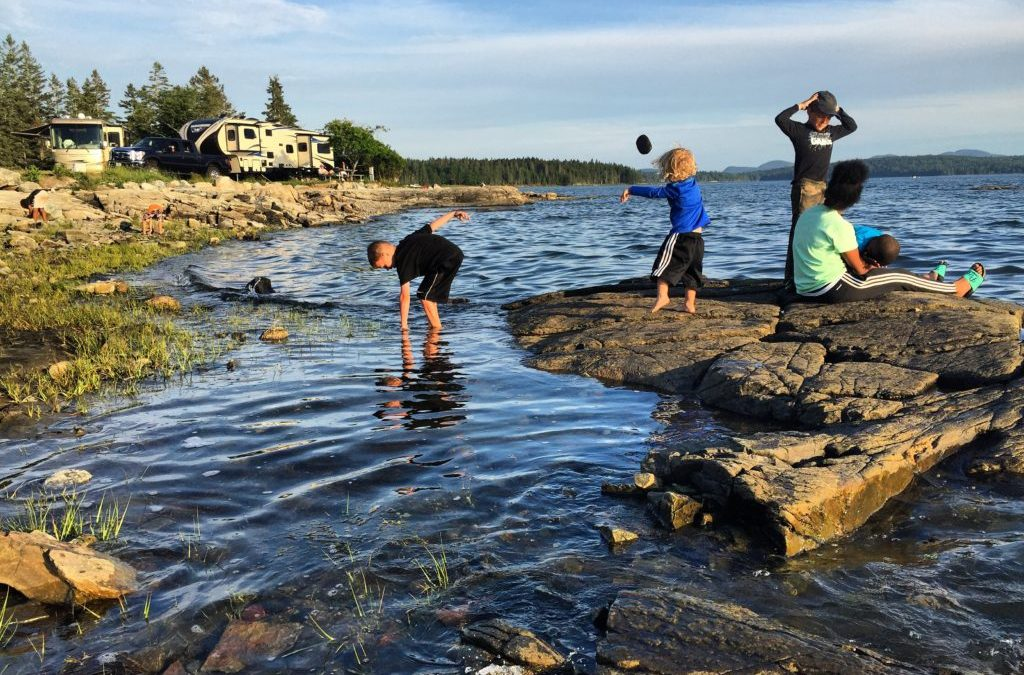 Camping Near Acadia National Park: Our Oceanfront Slice of Heaven