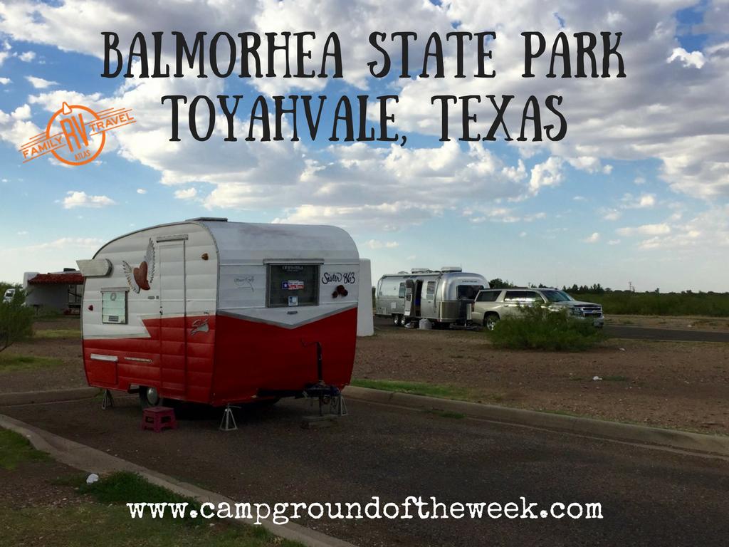 Balmorhea State ParkToyahvale, Texas