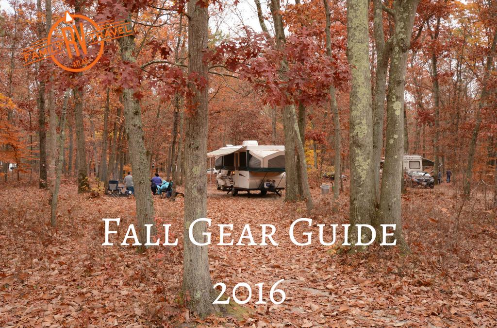RVFTA #105 2016 Fall Gear Guide